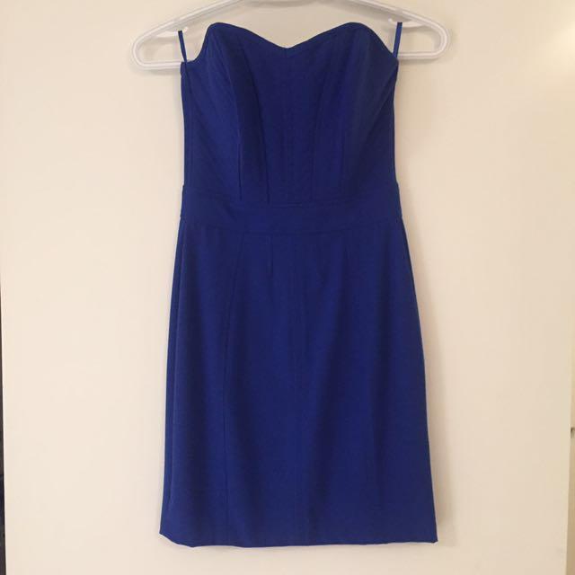 Dynamite Strapless dress - Size XS
