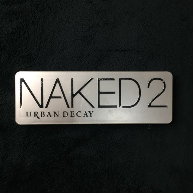 Eyeshadow Naked 2 (KW)