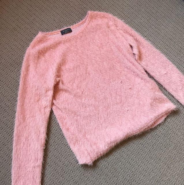 Fluffy Pink jersey