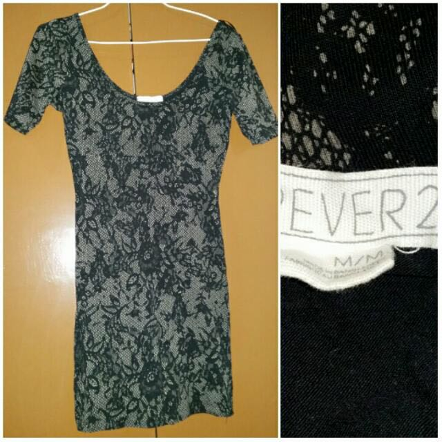 Forever21 Bodycon Dress