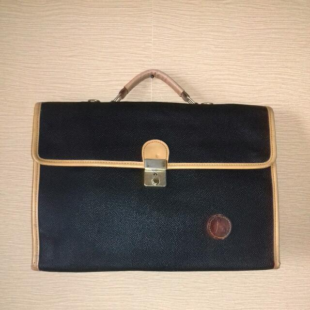 FRANCOIS MAROT. Tas Kerja / Briefcase.