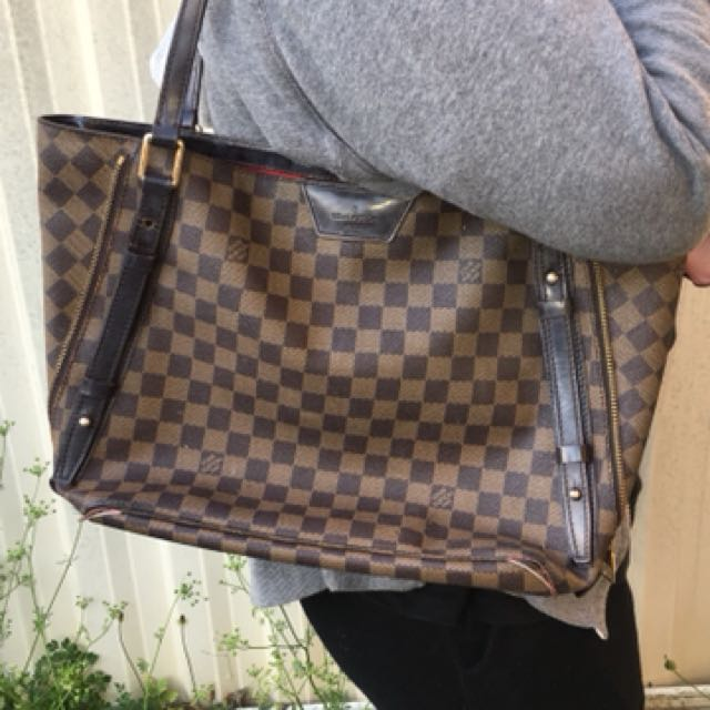 Genuine leather Lv bag