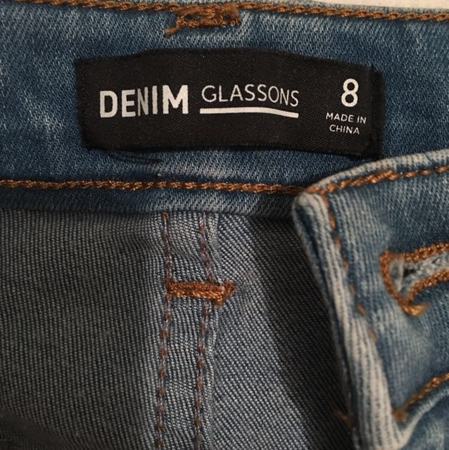 Glassons high wasted jeans