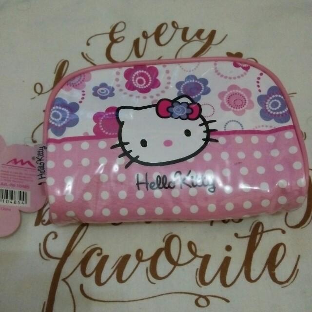 hello kitty pouch original