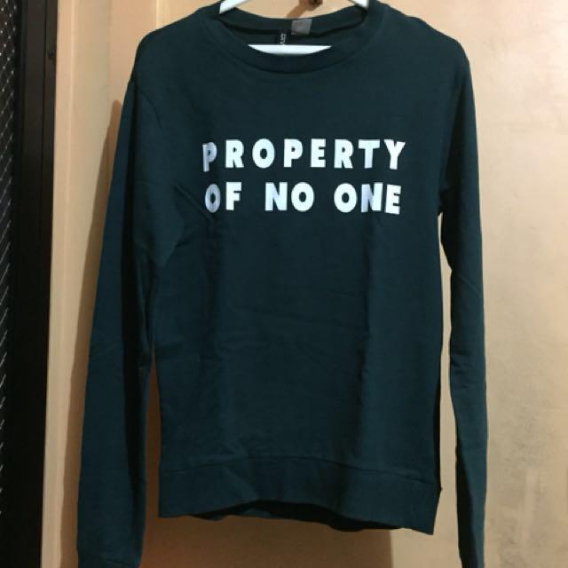 H&M sweatshirt or longsleeves