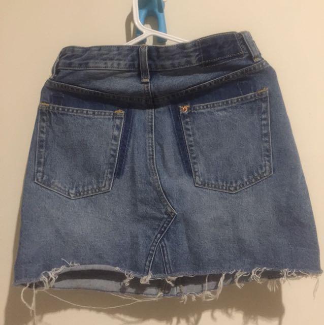 Hnm Skirt jeans