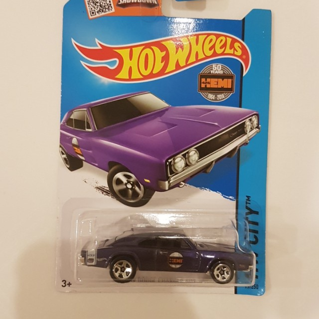 Hot wheels Dodge Charge 500