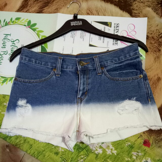 Hotpant ombre