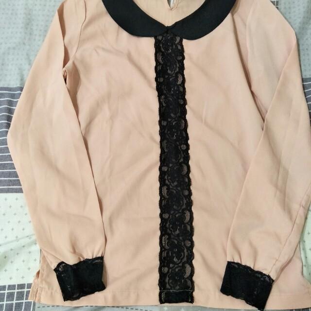 雪紡襯衫imiusa 尺寸S