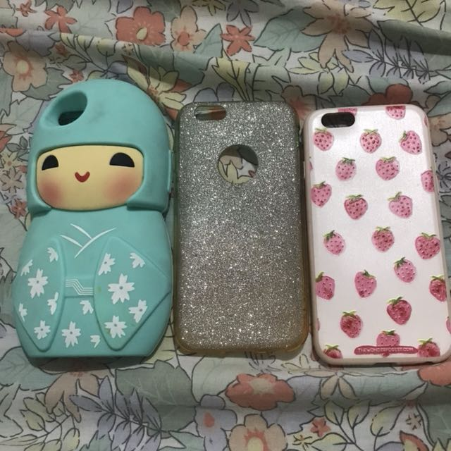 Iphone 6 casing take all for 150