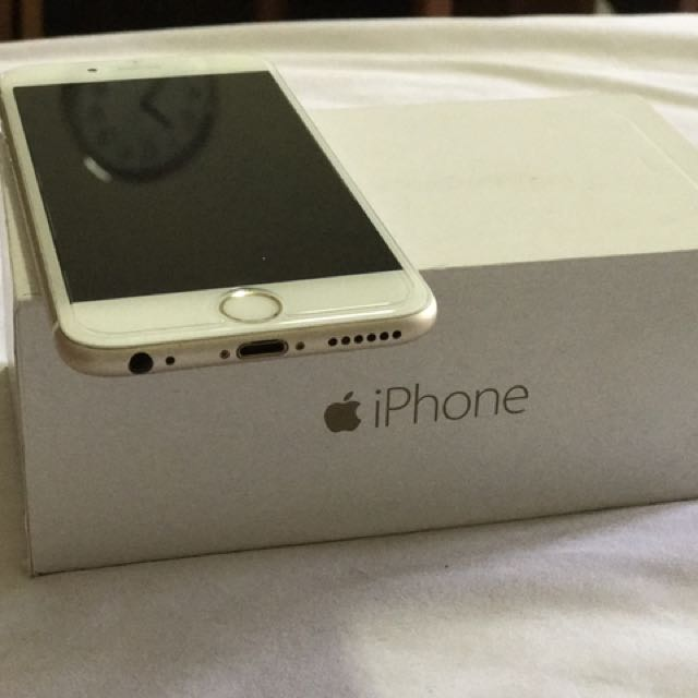 Iphone 6 Silver 16Gb wifi only