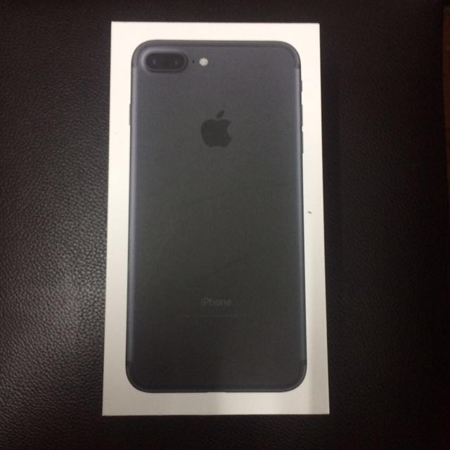 iPhone 7 plus 128gb BOX with new full accessories #freepostage