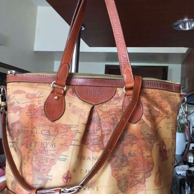 Italy Leather Bag
