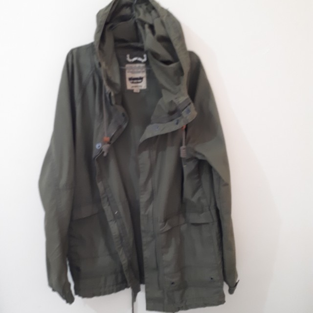 Jaket parka pull and bear original store size L