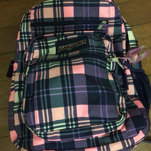 Jansport large backpack