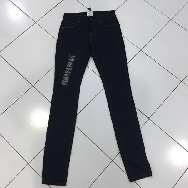 Jeans Denim Pants Long