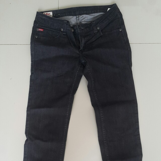 Jeans lee cooper panjang