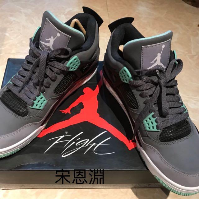 Jordan 4代 (極新 尺寸US9)