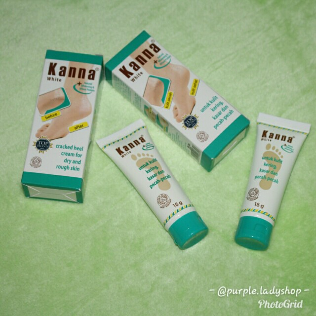 Kanna White Cream 15g