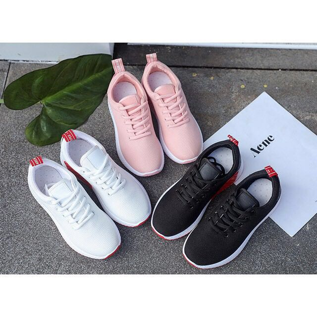 Korean breathable sneakers