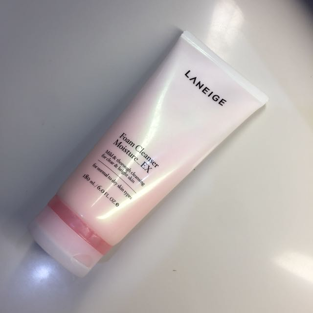 Laneige Foam Cleanser
