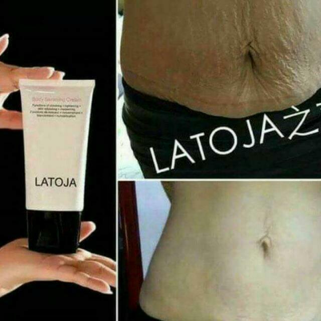 Latoja Cream Pelangsing