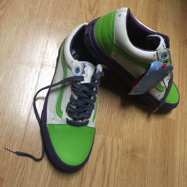 Limited Edition Buzz Light Year Oldskool Vans