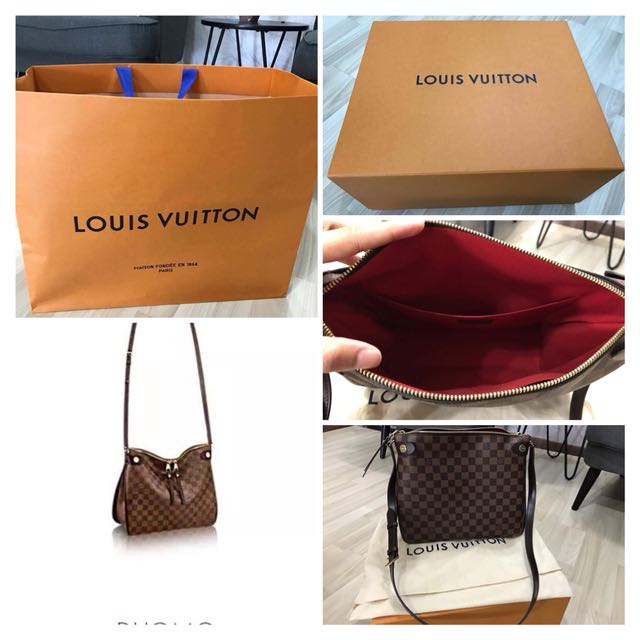 33d5a6d55678 LV duomo bag to letgo.Just bought 2 months.Price is negotioable ...