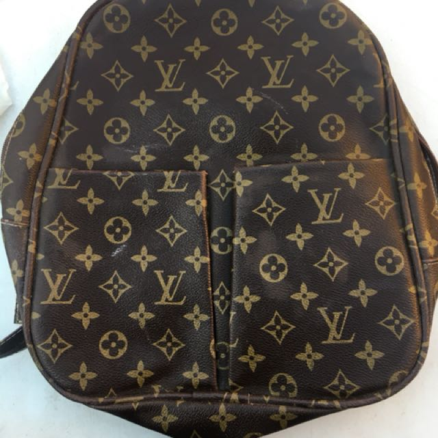 Lv school bag