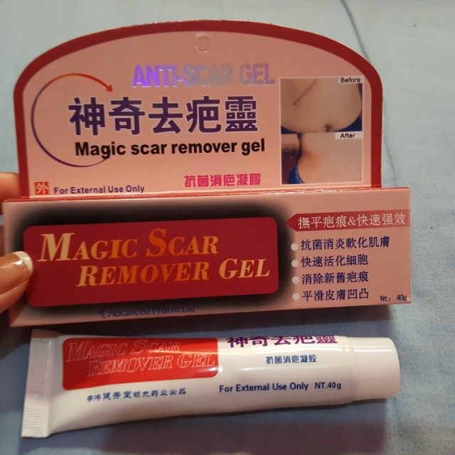 Magic Scar Remover Gel