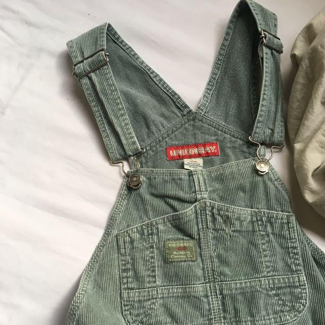 Magichollow vintage overalls