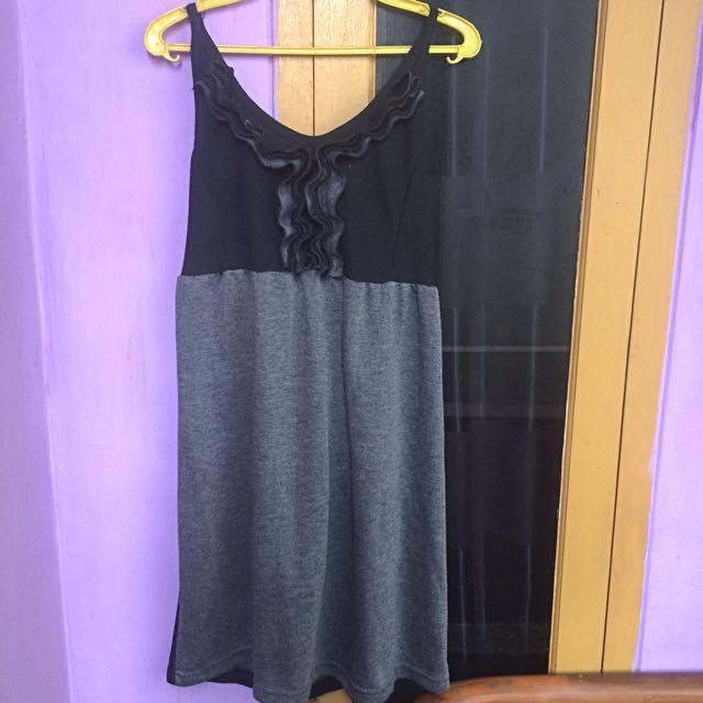Monochrome Dress