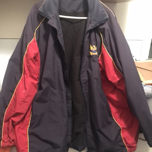 MOUNT ROSKILL GRAMMAR SCHOOL jacket