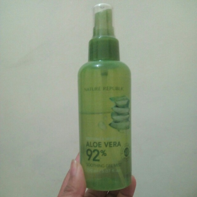 Nature Republic Aloe Vera Sothing Gel Mist