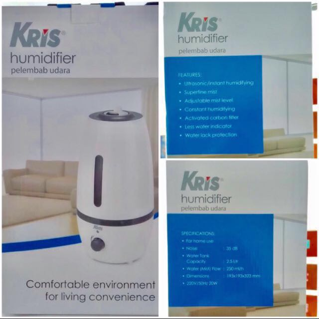 NEW! KRIS Humidifier