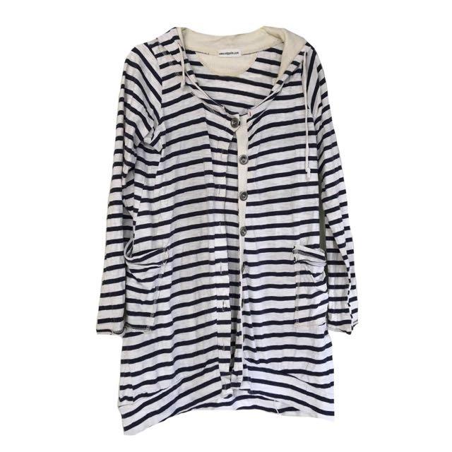 Noppolm Stripes Jacket