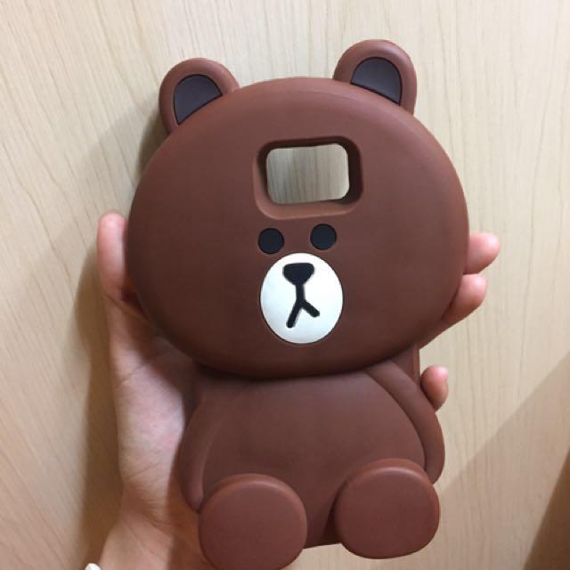 Note5 熊大手機殼