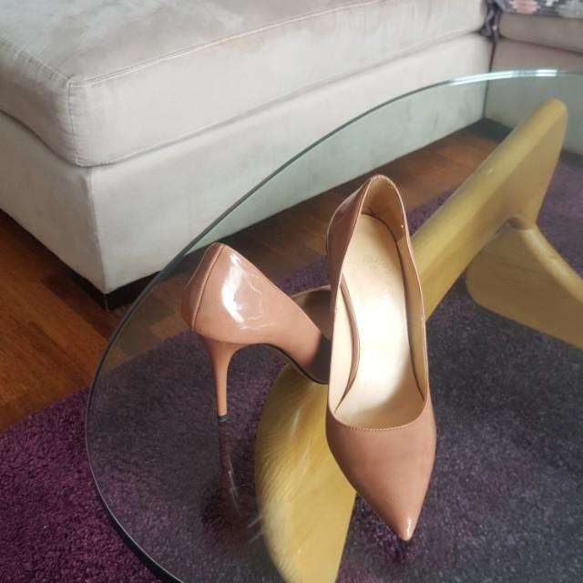 Nude heels 9