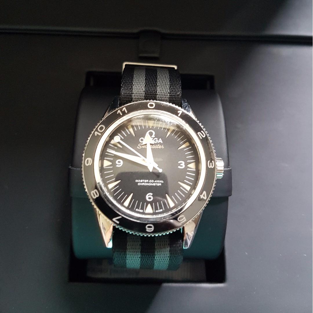 16682a5715c OMEGA - The Seamaster 300
