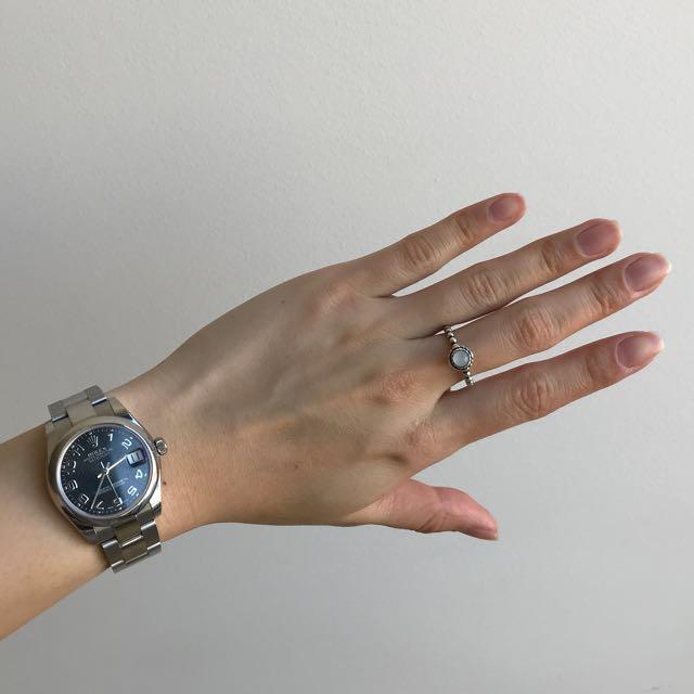Pandora Ring   Size 50 Authentic
