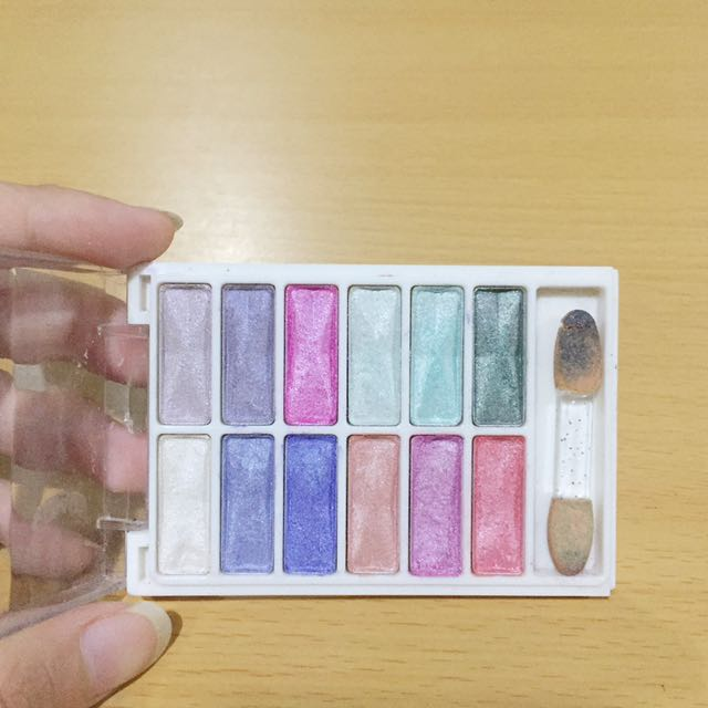 Pastel Cute Eyeshadow