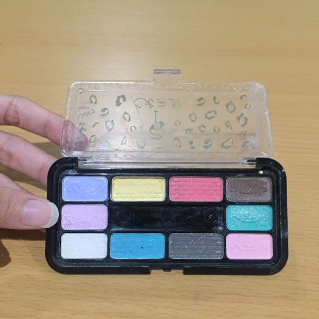 Pastel Gorgeous Eyeshadow
