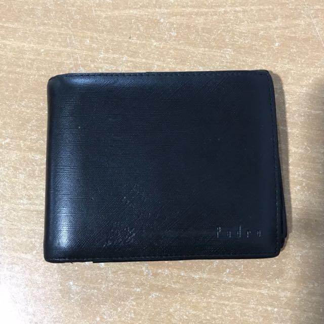 Pedro black wallet