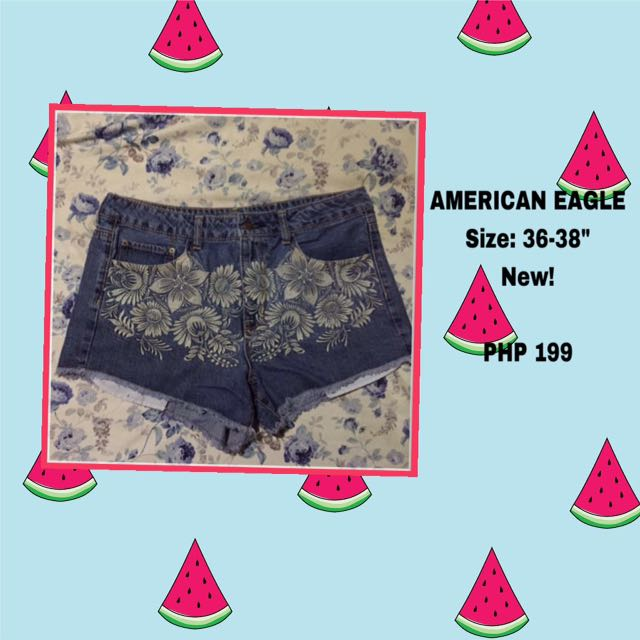 PLUS SIZE AMERICAN EAGLE Shorts