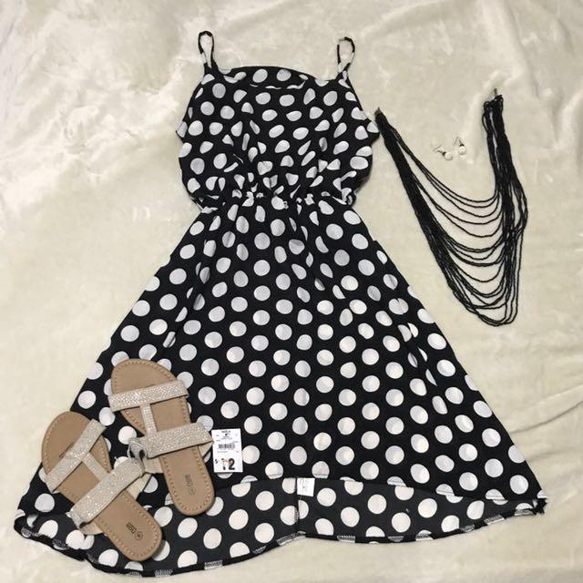 Polka Dot Dress Set