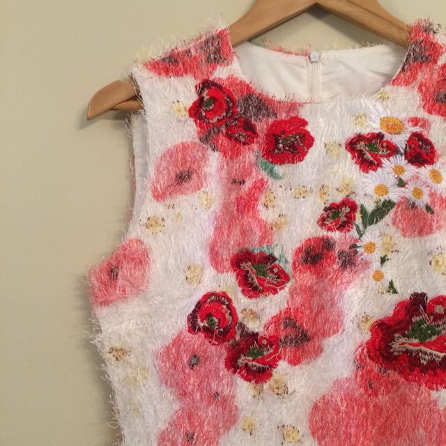 POSTAGE INCLUDED fake D&G dress