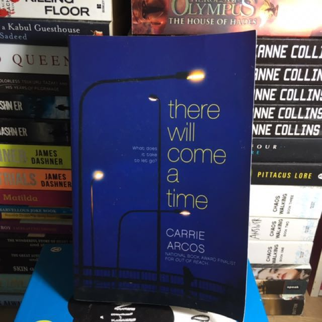 Preloved There Will Come A Time By Carrie Arcos Books Stationery