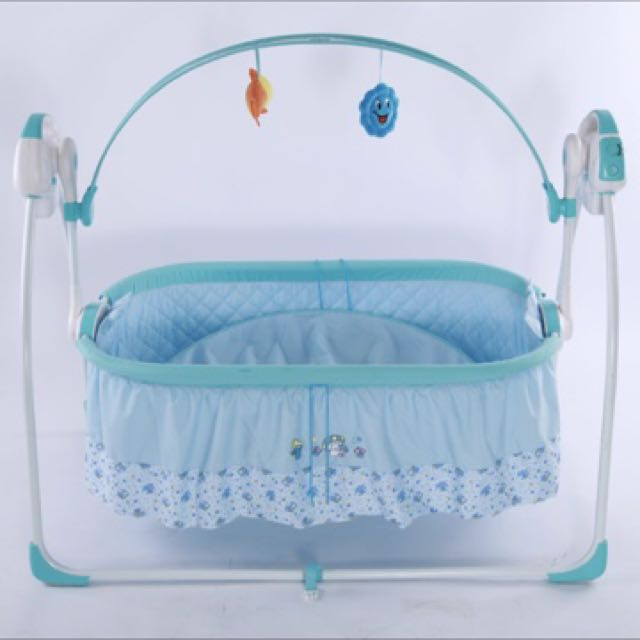 Primi Baby Swing Babies Kids Strollers Bags Carriers On Carousell