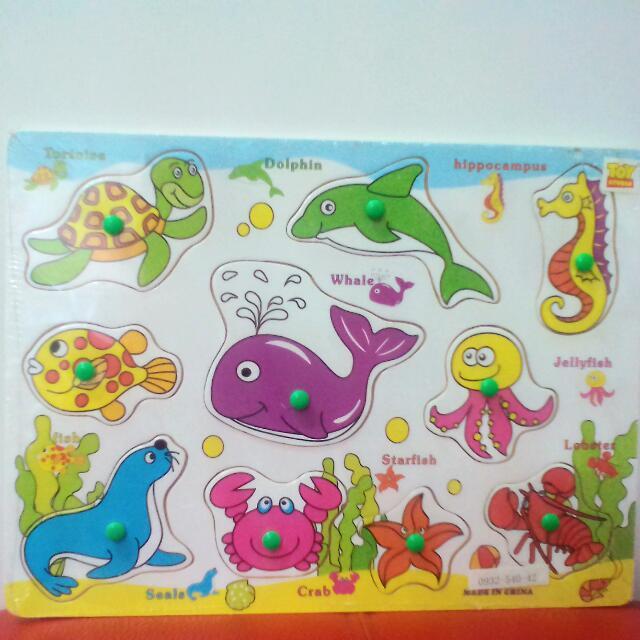 puzzle animal 2
