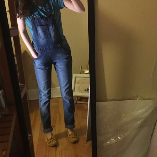 *REDUCED PRICE* Jean Overalls